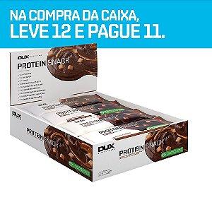 Protein Snack Chocolate e Caramelo 12 Unidades - Dux Nutrition