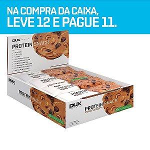 Protein Snack Pasta de Castanha de Caju e Chocolate 12 Unidades - Dux Nutrition