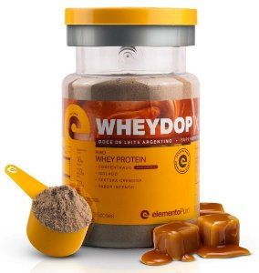 Wheydop X Doce de Leite 900g - Elemento Puro