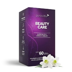Beauty Care 60 Cápsulas - Pura Vida