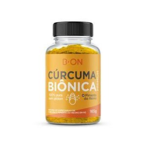 Cúrcuma Biônica 165g - B-ON