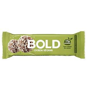 Bold Bar Cocada Vegana - Bold Snacks