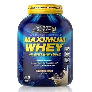 Maximum Whey Cookies Cream 2,270g - MHP