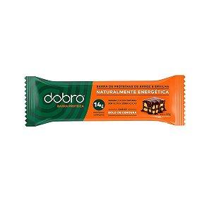 Barra Proteica sabor Bolo de Cenoura 50g - Dobro