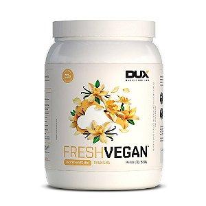 Fresh Vegan Baunilha 520g - Dux Nutrition