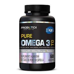 Pure Omega 3TG 60 Capsulas - Probiotica