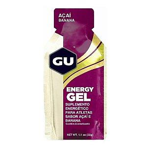 GU Energy Gel Açaí Com Banana 32g - GU