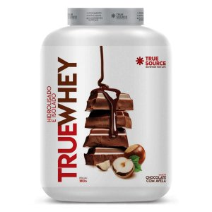 True Whey Chocolate Com Avelã 1810g - True Source