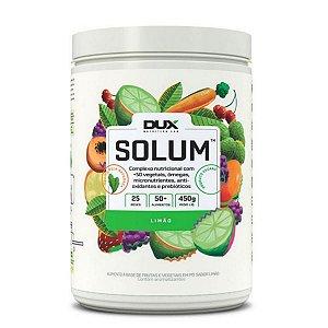 Solum Limão 450g - Dux Nutrition