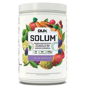 Solum Frutas Vermelhas 450g - Dux Nutrition