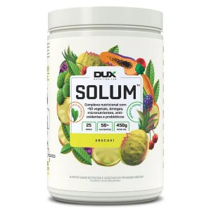 Solum Abacaxi 450g - Dux Nutrition