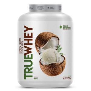 True Whey Coconut Ice Cream 1810g - True Source