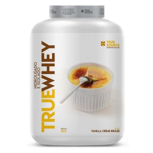 True Whey Vanilla Creme Brûlée 1810g - True Source