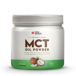 MCT Oil Powder Coconut Cream 300g - True Source