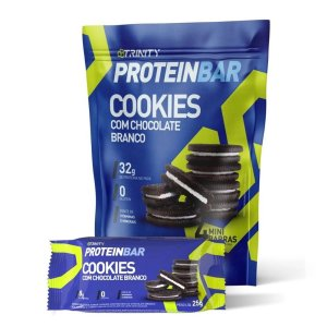 Protein bar Cookies 4 Mini Barras - Trinity