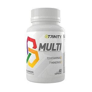 Multi - Multivitamínico 60 capsulas - Trinity