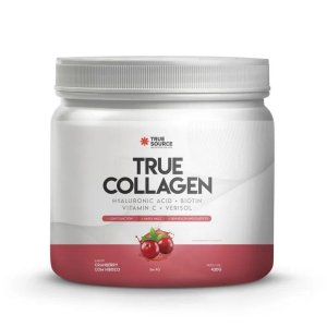True Collagen Cranberry Hibisco 420g - True Source