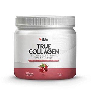 True Collagen Cranberry Hibisco 420g - True Source