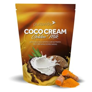 Coco Cream Golden Milk 250g - Pura Vida
