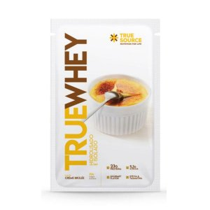 True Whey Creme Brûlée Sachê 32g - True Source