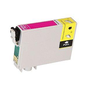 DUPLICADO - Cartucho de Tinta Compatível Cyan - Ciano para Impressora Epson Stylus TX210 - TO 732