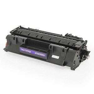 Cartucho de toner compatível Para HP CE505A - 2.300 Cópias