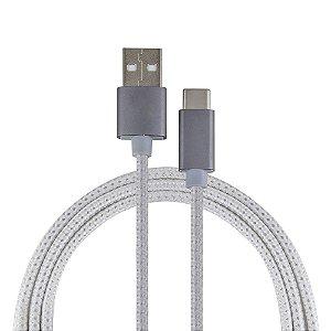 Cabo USB para celular Moto Z3 Play - Qualidade Premium
