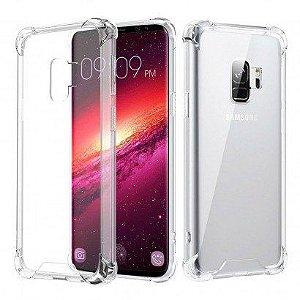 Capa de Celular Transparente Samsung Galaxy A8 2018