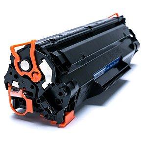 Toner Advanced Laser para Cf283a 283a 83a Preto