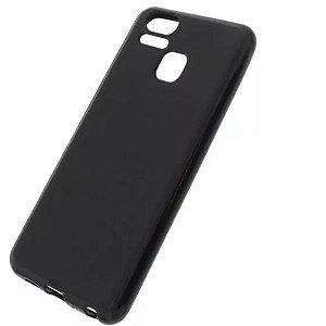 Capa de silicone fumê para Zenfone 3 Zoom ZE553KL