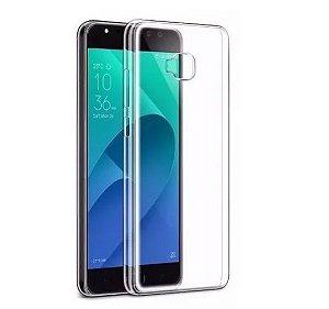 Capa de silicone transparente para Zenfone 4 Selfie ZD553KL