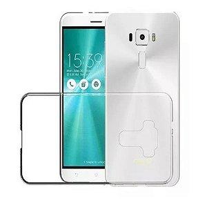 Capa de silicone transparente para Zenfone 3 de 5.5 polegadas ZE552KL