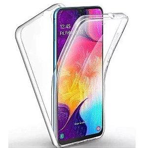 Capa 360º Transparente Frente e Verso para Samsung M30