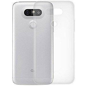 Capa de silicone transparente para LG G5