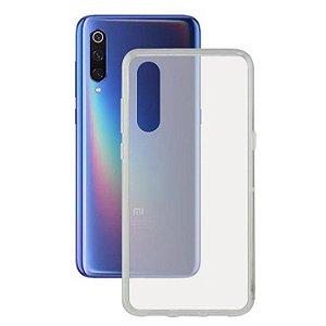 Capa de silicone transparente para MI9 SE (Versão SE)