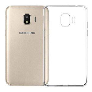 Capa transparente (Silicone) para Samsung J2 PRO