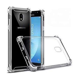 Capa transparente (Silicone) para Samsung J7 PRO Anti-Choque
