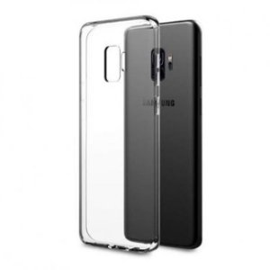 Capa transparente (Silicone) para Samsung J4+ PLUS