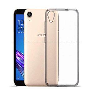 Capa (Capinha) em silicone transparente para Zenfone LIVE L1 ZA550KL