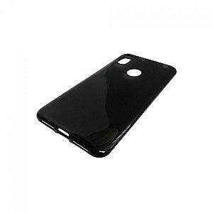 Capa (Capinha) em silicone FUMÊ para Xiaomi S2