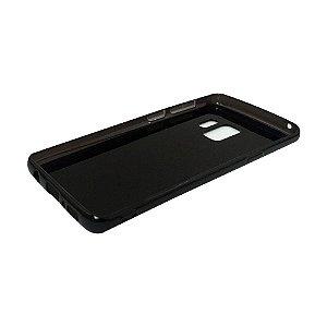 Capa (Capinha) em silicone FUMÊ para Samsung S9+ S9 PLUS