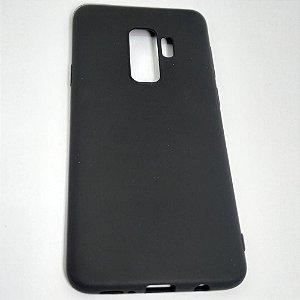 Capinha fosca para Samsung S9+ S9 PLUS - Preto