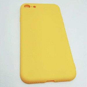 Capa flexível para iPhone 7 ou 8 (4.7) - Amarelo
