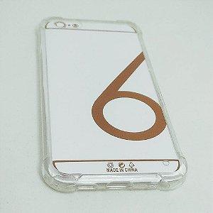 Capinha Acrílica com borda para iPhone 6 / 6S (4.7)