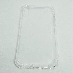 Capinha transparente Anti-Choque para Samsung A10 Normal