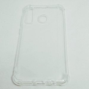 Capinha transparente Anti-Choque para Samsung A20 ou A30 Normal