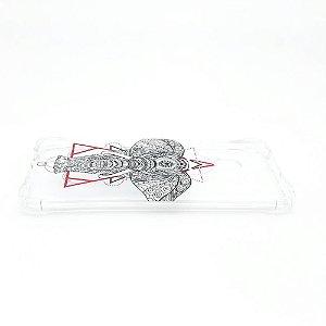 Capa para celular do Samsung A20 / A30 - Elefante