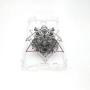 Capa para celular do Samsung A20 / A30 - Coruja