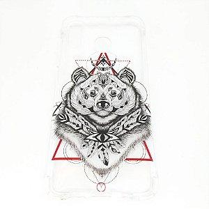 Capa para celular do Samsung A20 / A30 - Urso