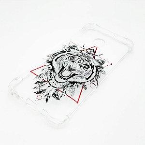 Capa para celular do Samsung A20 / A30 - Tigre